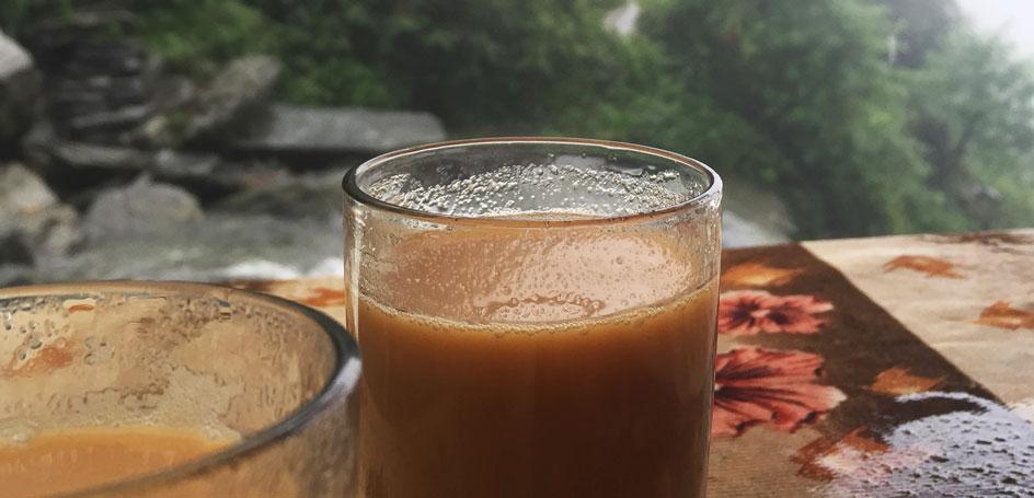 masala-chai-waterfall-Mclod-Ganj