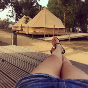 Camping Isla de Ons - Galicia